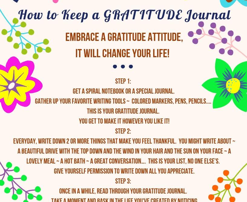 Got Grattitude!